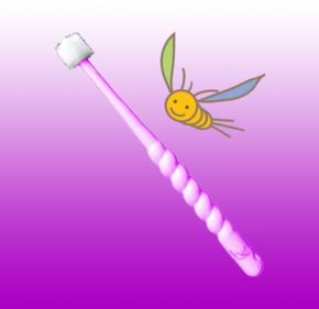360do BRUSH for KIDS - PURPLE